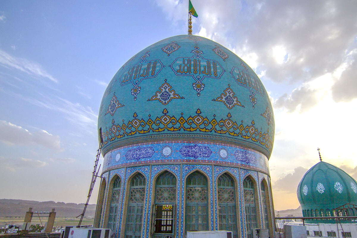 क़ोम-जमकरन मस्जिद