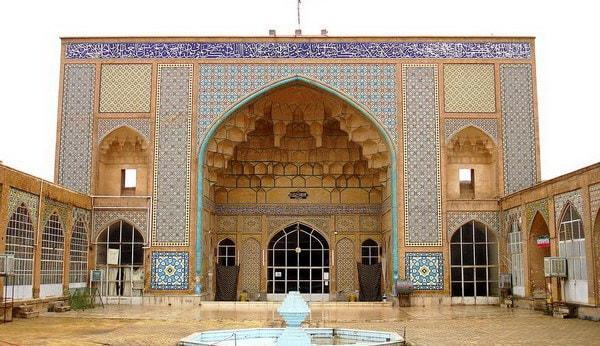 Masjid-e-Jamé (La grande Moschea) di Qom