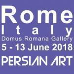 Persian Art a Roma