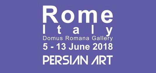 Persijska umetnost u Rimu