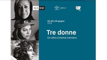 Tre gra. Një tjetër kinema iraniane