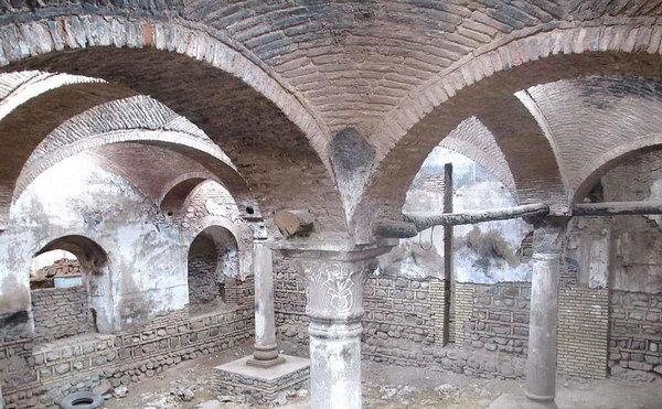 I Bagni storici di Amiriye