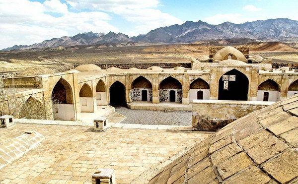 Il Palazzo di Shah Abbas