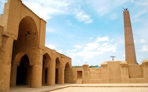La Moschea di Tarikhane (Tarikhche)