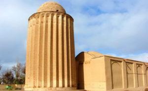 Torre Kashaneh di Bastam