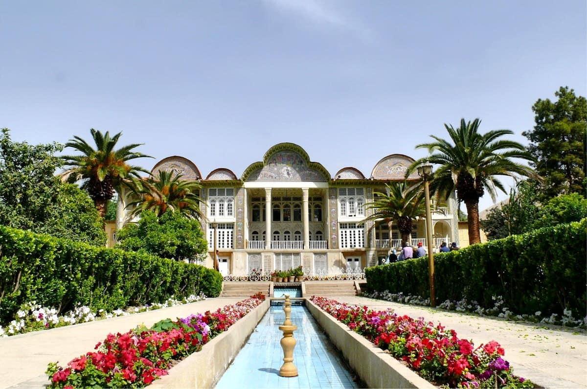 Shiraz-Bagh-E Eram