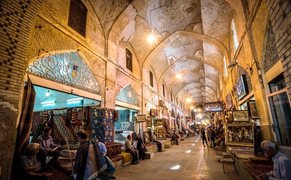 Shiraz-Bazar Di Vakil