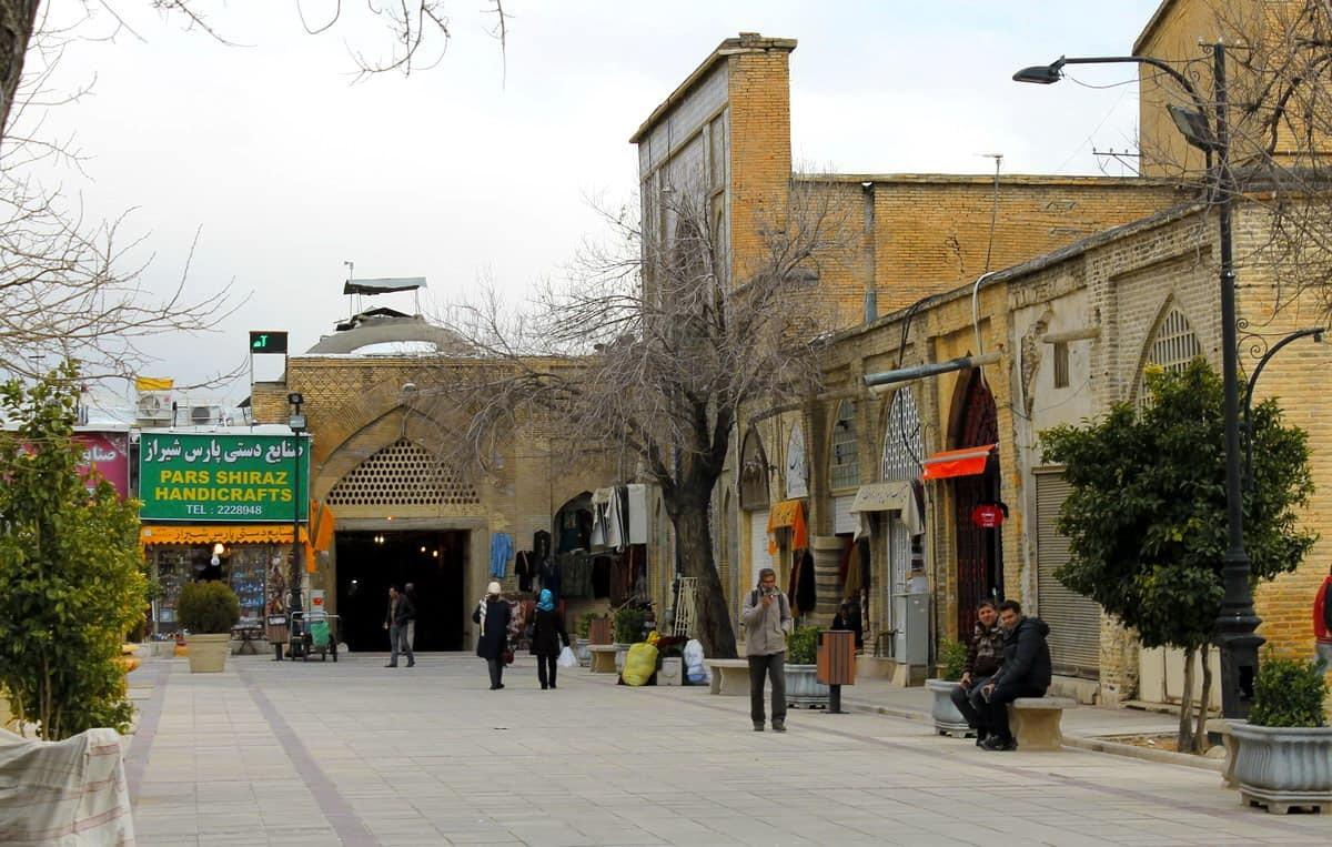 Шираз-Базар Ді Вакіл