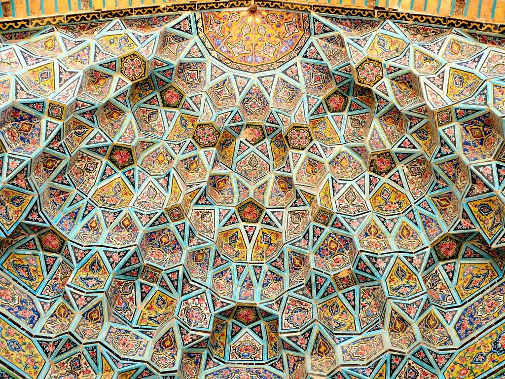 Shiraz-Moschea Nasir ol Molk