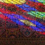 Mosquée Chiraz-Nasir ol Molk