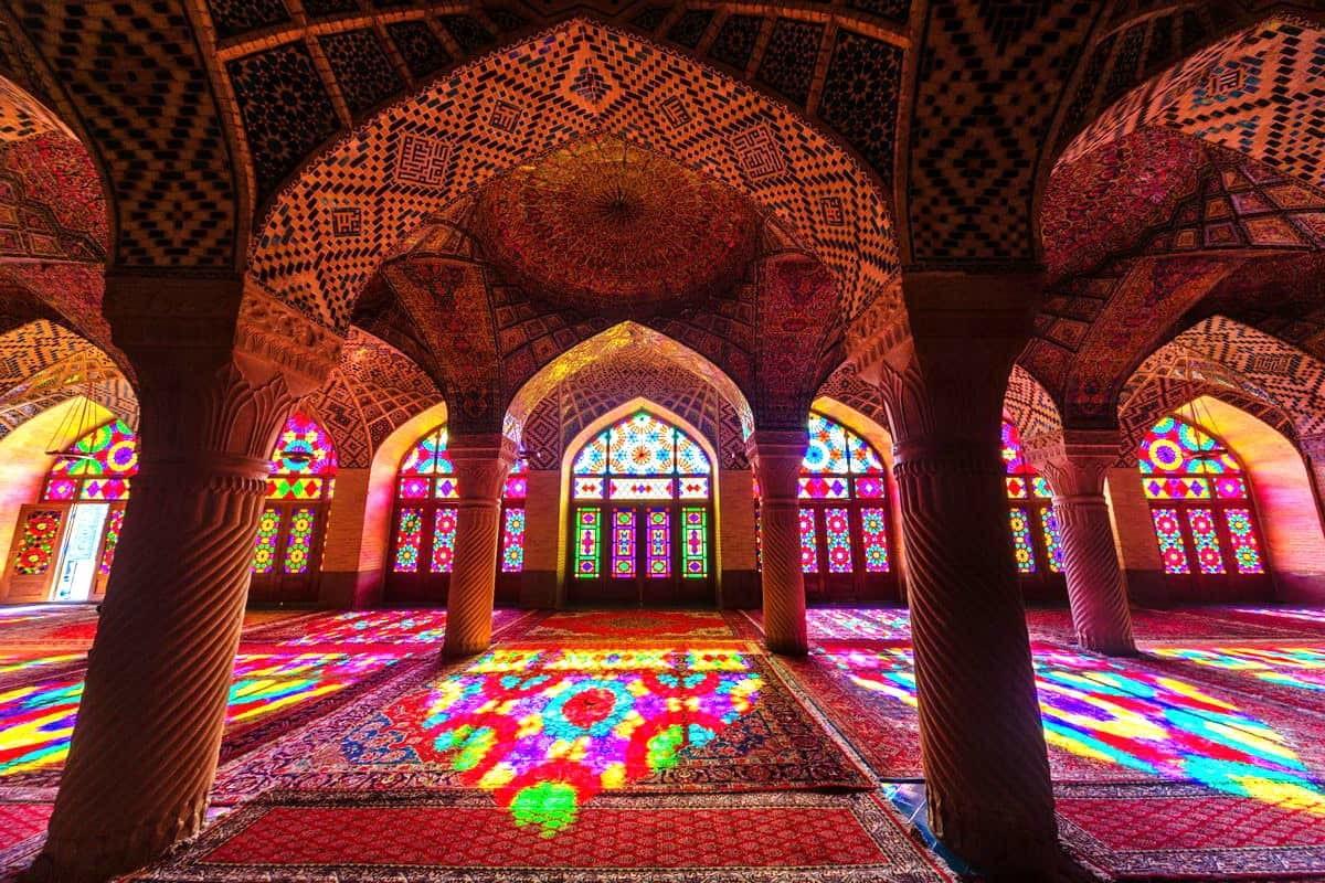 Širaz-Nasir ol Molk džamija