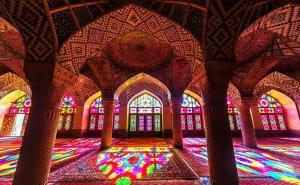Moschea Nasir ol Molk
