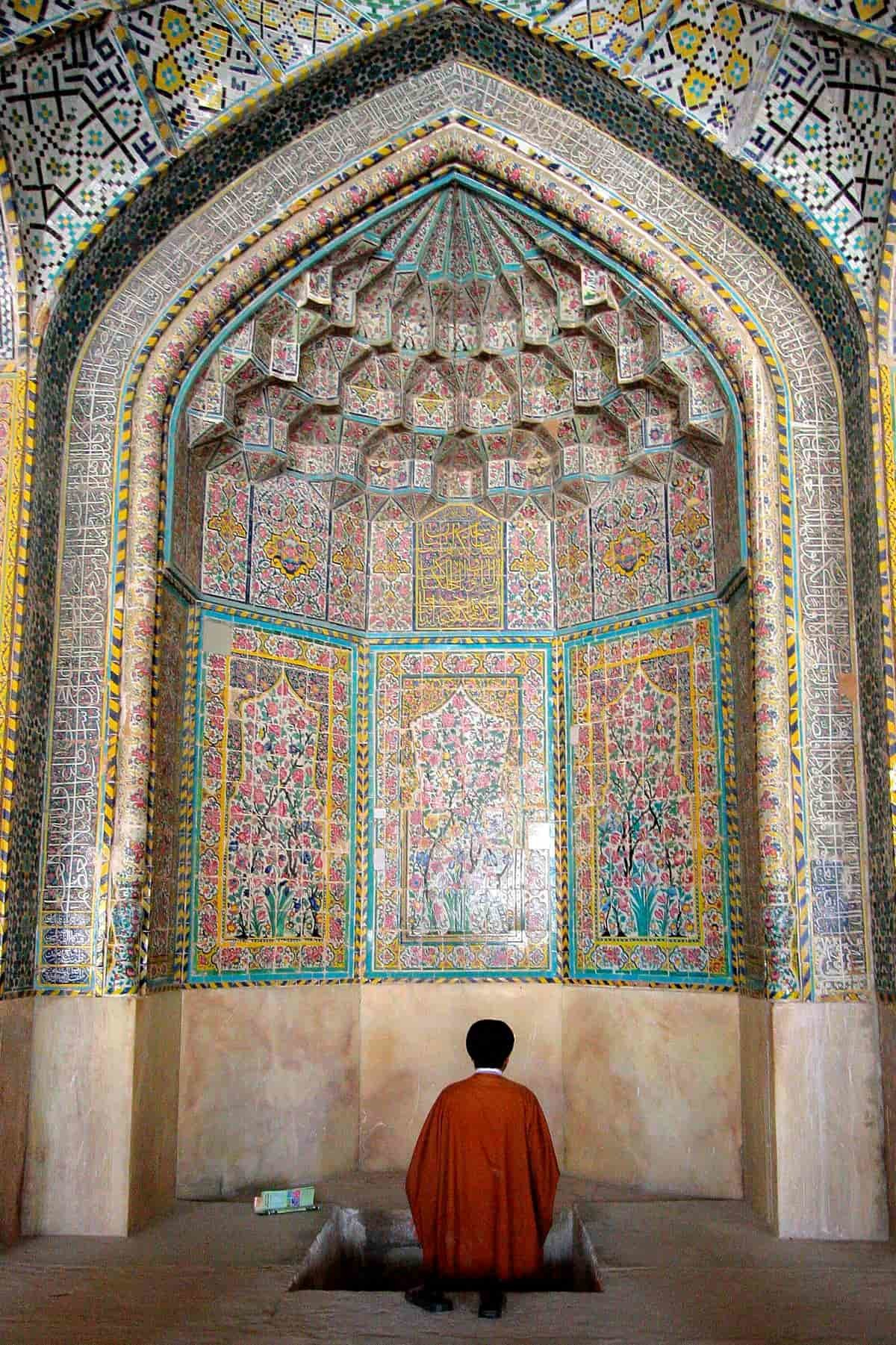 Shiraz-Moschea Vakil