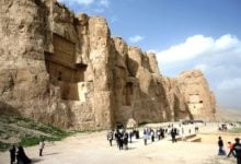 Shiraz-Naghsh-E Rostam