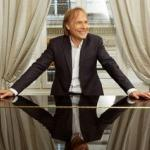 The first concert of the famous French pianist Richard Clayderman in Iran.