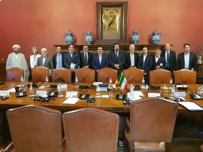 Interkulturalni sastanak između Irana i Italije u Rimu