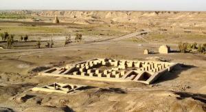La città di Dahāne-ye Ghalāmān o Darvāzeye Bardegān