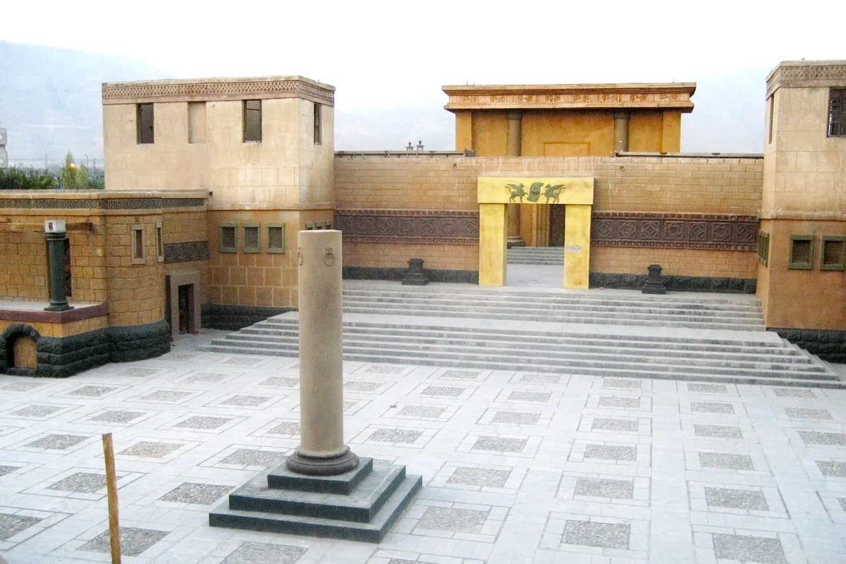 Tehran-Citadel of Cinema