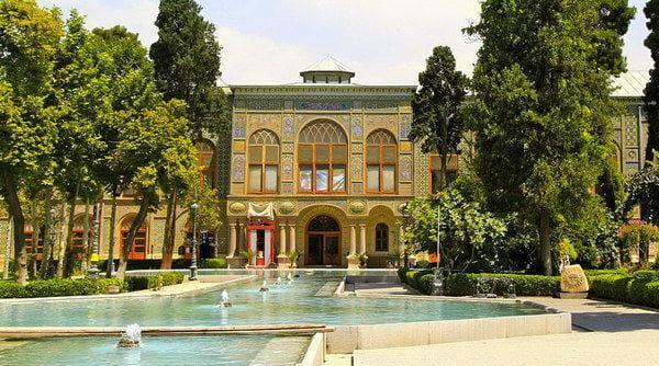Palazzo Golestan