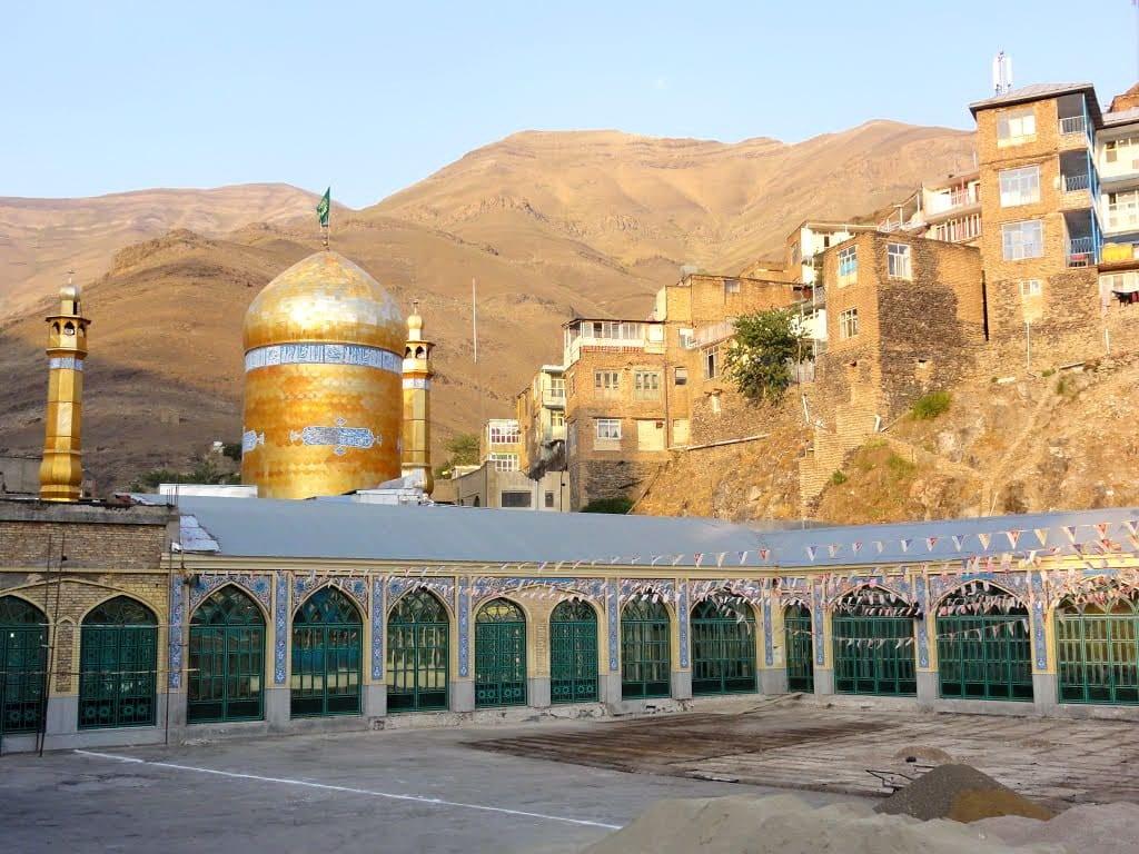 테헤란 - 이맘 자데 다우드