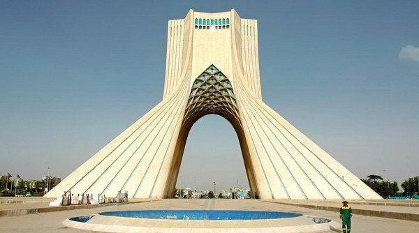 Torre Azadi e museo