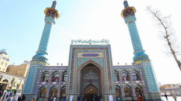 Santuario dell'Imāmzādeh Sāleh
