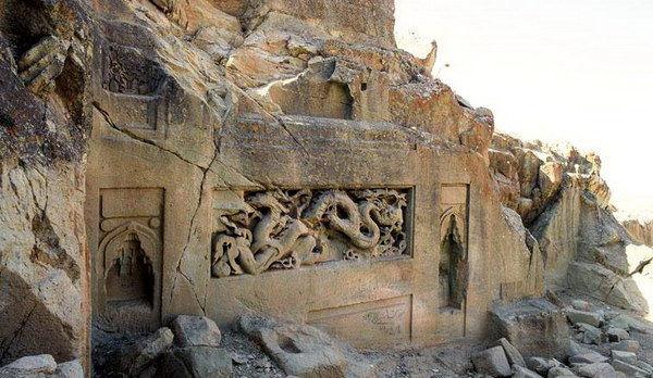 Il tempio di Dash Kasan