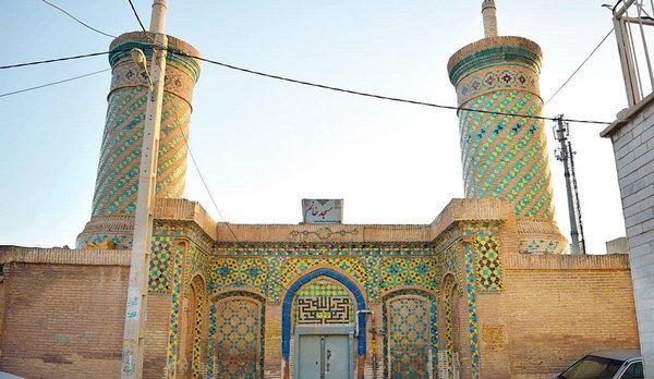 La Moschea di Khanom