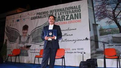 """Награда за новинарство """"Марзани"""" иранском Масоумију Неџаду"""