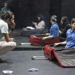 Lo spettacolo teatrale Mediterraneo in Italia.