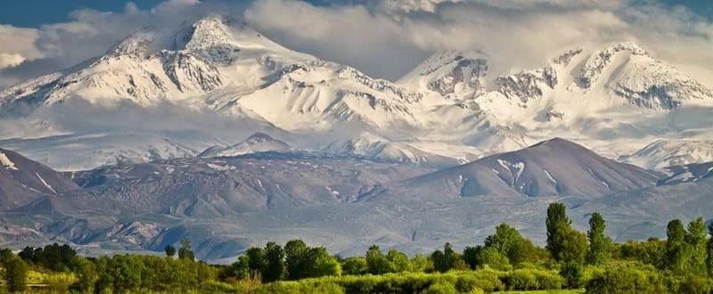 جغرافيا وبيئة إيران -