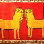 Выставка драгоценных ковров