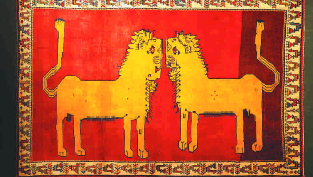 Izložba dragocjenih tepiha