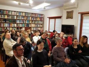 آیین گشایش دوره آموزش زبان و ادبیات فارسی رایزنی فرهنگی