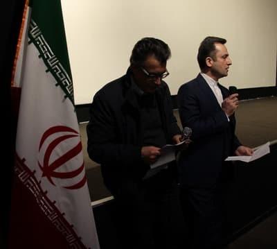 معرفی ایران در سینما تیتزیانو شهر رم