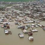 Përmbytjet në Iran