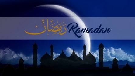 Best wishes for the arrival of the month of Ramadan