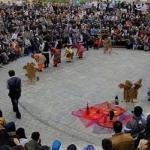 14a издание международного фестиваля уличного театра