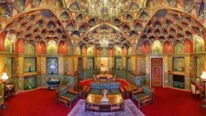 هتل عباسی منوی