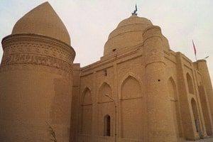 Տաճար Chehel Dokhtarān