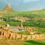 Takht-e Soleyman Castle