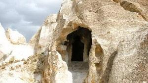 The sepulcher of Shirin and Farhad