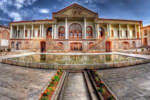 Museo di Qajar di Tabriz