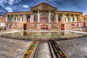 Музей Каджар в Табриз
