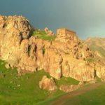 Dokhtar Fortress (Qiz Qalasi)