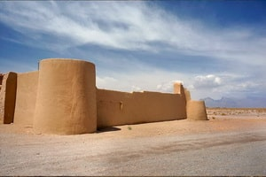 Caravanserai Of Ali Abad