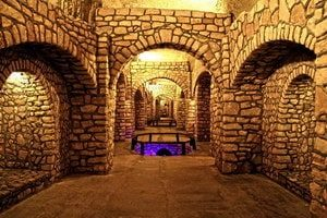 Podzemni grad Kariz