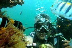 Il Dive Center di Kish