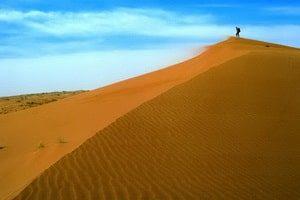 Mesrska pustinja