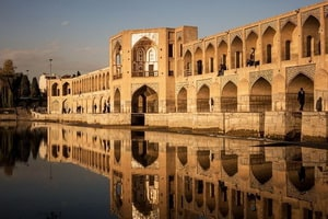 città di Esfahan - città di Isfahan